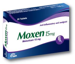 موكسين – ميلوكسيكام – لتخفيف الآلم و الإلتهاب
