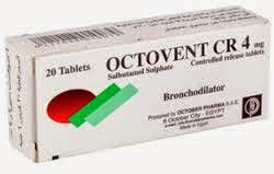 OCTOVENT TABLET