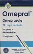 Omepral capsules