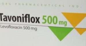 تافونيفلوكس 500- 750 مضاد حيوى  TAVONIFLOX