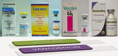 VANCOMYCIN VIAL فانكوميسين فيال