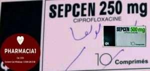 sepcen 250- 500 mg tablet