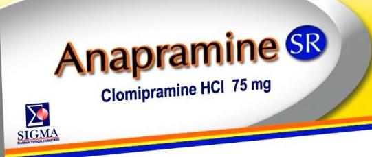 أنابرامين أقراص Anapramine