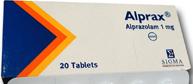 ألبراكس: الإستخدامات، الآثار الجانبية، التفاعلات، البدائل