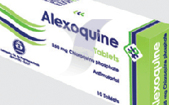اليكسوكين أقراص ALEXOQUINE TABLET