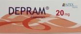 ديبرام 20 أو 40 مجم: علاج الإضطرابات النفسية- الفوائد والأعراض الجانبية