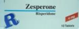زيسبيرون… ريسبريدون، مضاد غير تقليدي للذهان والاضطرابات العقلية/ المزاجية