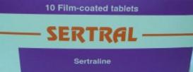 سيرترال أقراص SERTRAL TABLET