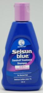 شامبو سلسن بلو SELSUN BLUE