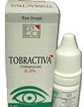 قطرة توبراكتيفا TOBRACTIVA للعين