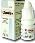 توبرالكس 0.3% قطرات عينية معقمة – TOBRALEX