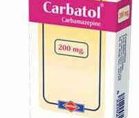 كارباتول دواء مضاد للصرع ذو تأثير نفسي وعصبي