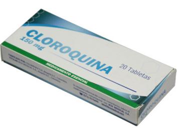 أقراص كلوروكوينا الفموية: 150 مليجرام كلوروكين