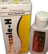 كيورازول شامبو لعلاج قشرة الشعر وإلتهاب الجلد الدهني