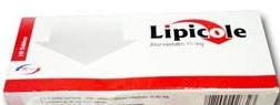 ليبيكول أقراص LIPICOLE TABLET
