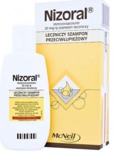 نيزورال شامبو لعلاج قشرة الشعر وإلتهاب الجلد الدهني