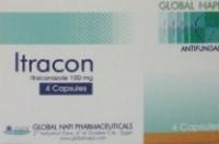 إتراكون(إتِرَاكُونَازول) للمعالجة والوقاية من الإلتهابات الفطرية