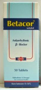 بيتاكور أقراص Betacor فارماسيا