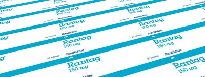 رانتاج – لخفض إفرازات حمض المعدة | Rantag