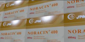 نوراسين 400 ملليجرام أقراص – نُورفلوُكساسين