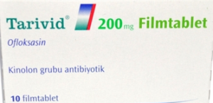 تاريفيد أقراصTarivid tablet