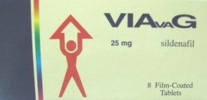 VIAVAG sildenafil product from HI-pharma egypt
