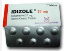 إيديزول 20 ملليجرام أقراص فموية للحموضة وقرحة المعدة