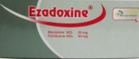إيزادوكسين 25/ 50 ملليجرام حبوب لتخفيف الغثيان،اللوعة والتقيؤ الحملي