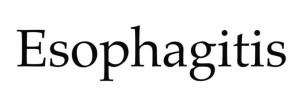 التهاب المرىء Esophagitis