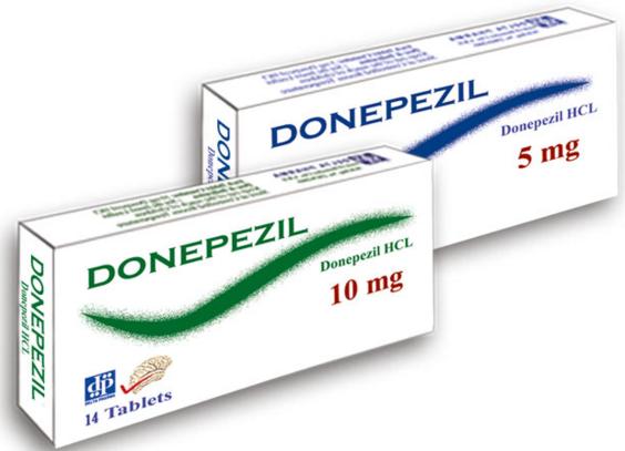 دونـيــبــيــزيل أقراص Donepezil