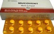 ميوكوفنت أقراص – موسع للممرات الهوائية و مذيب للبلغم