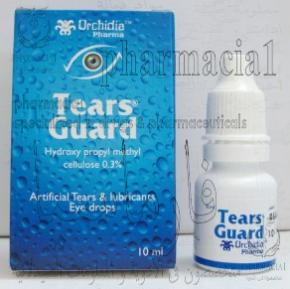نقط تيرز جارد محلول معقم للعين- دموع إصطناعية