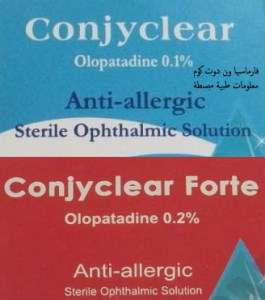 Conjyclear and Conjyclear Forte Eye Drops