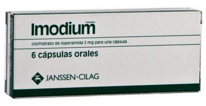ايموديوم Imodium- لنوبات الإسهال الحادة