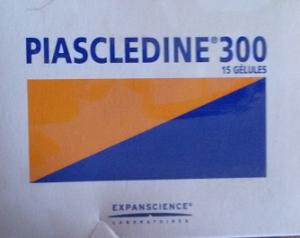PIASCLEDINE 300 اقراص -النشرة الداخلية