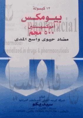 BIOMOX 250 mg/ 500 mg Capsules- ANTIBIOTIC