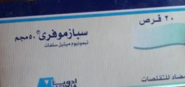 سبازموفرى اقراص - النشرة الداخلية