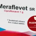 ميرافليفيت 1 جرام اقراص ممتدة المفعول | Meraflevet