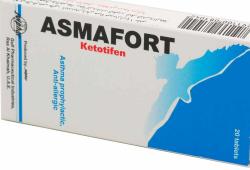 ASMAFORT 1MG TABLETS