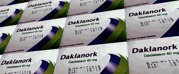 داكلانورك DACLANORK لـ علاج التهاب الكبد