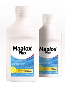 شراب  مالوكس بلس MAALOX PLUS SUSPENSION