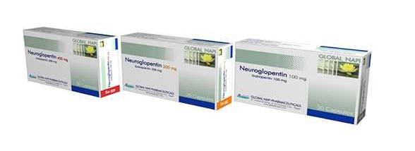 نيوروجلوبينتين كبسول NEUROGLOPENTIN