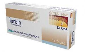 تيربن أقراص 250 مجم (تِربِيَنافِين)…مضاد للفطريات واسع الطيف
