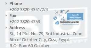 Bio_pharma_Egypt- Contact info.