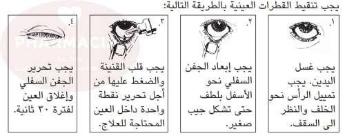 How to use Ofloxacin eye drop