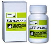 ألكيلوكسان (أقراص فموية، فيال التنقيط الوريدي) – سيكلوفوسفاميد لمكافحة الأورام و تثبيط المناعة