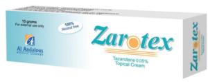 زاروتكس جيل zarotex gel