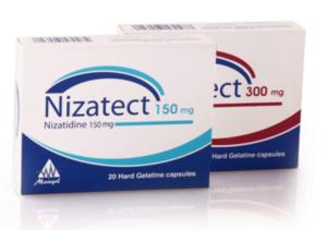 Nizatect capsules