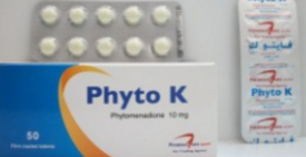 Phyto K Film Coated Tablets