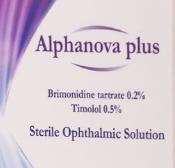 الفانوفا بلس ALPHANOVA PLUS ،لعلاج ارتفاع الضغط داخل العين